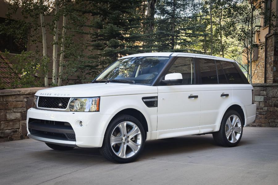 2012 Land Rover Range Rover Sport Photo 1 of 14