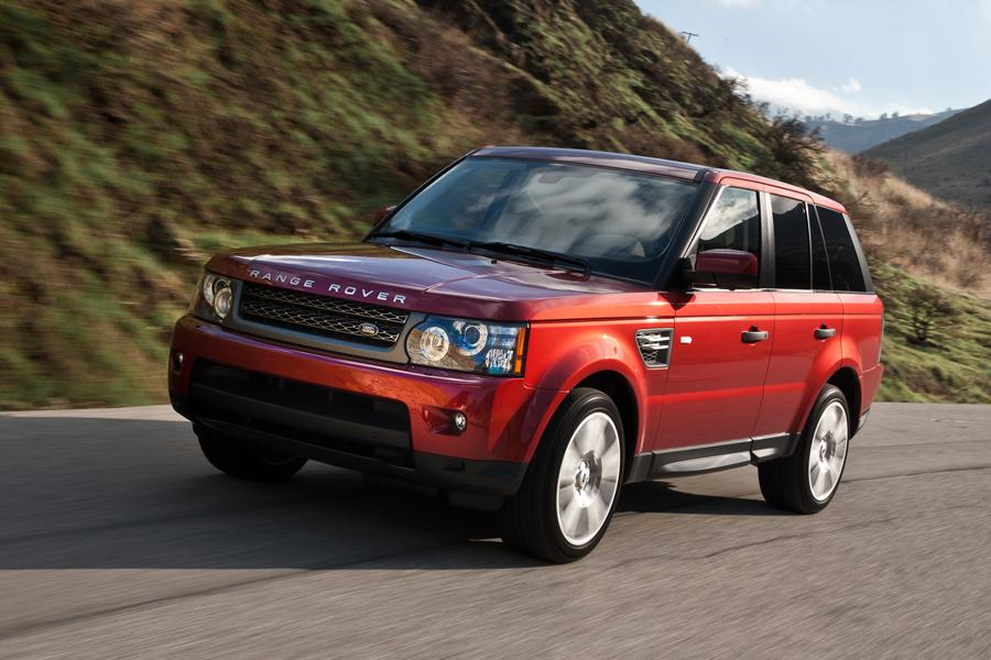 2012 Land Rover Range Rover Sport Photo 2 of 14