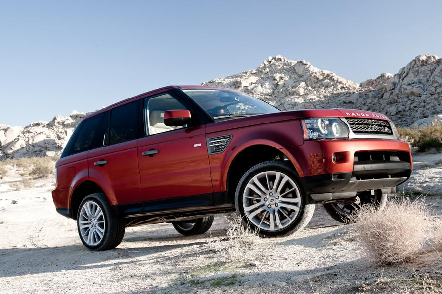 2012 Land Rover Range Rover Sport Photo 3 of 14