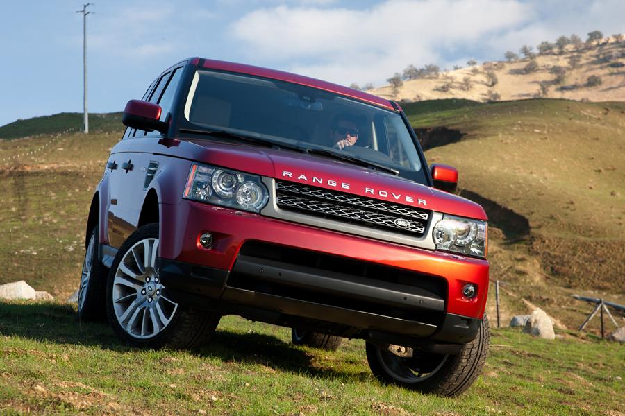 2012 Land Rover Range Rover Sport Photo 4 of 14