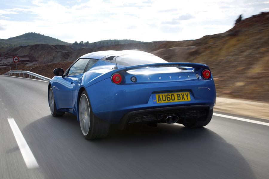 2012 Lotus Evora Photo 3 of 5
