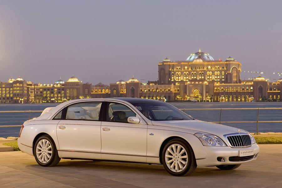 Maybach Landaulet Convertible Models Price Specs