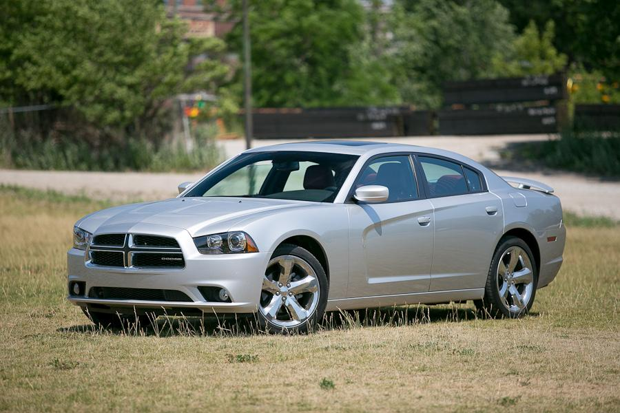 14 - Dodge Charger 2012