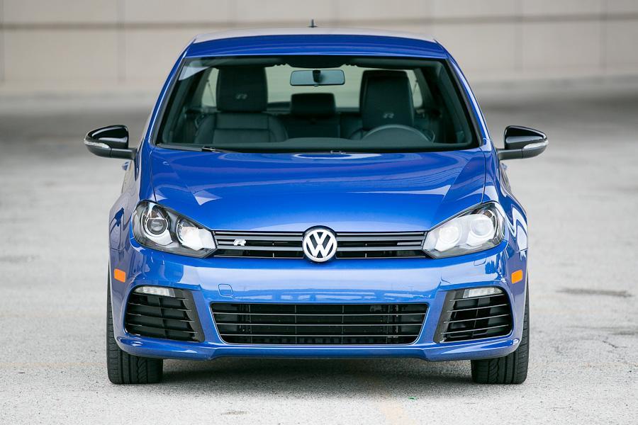 2012 Volkswagen Golf R Photo 2 of 20