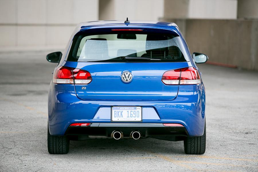 2012 Volkswagen Golf R Photo 4 of 20