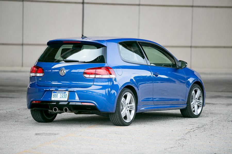 2012 Volkswagen Golf R Photo 5 of 20