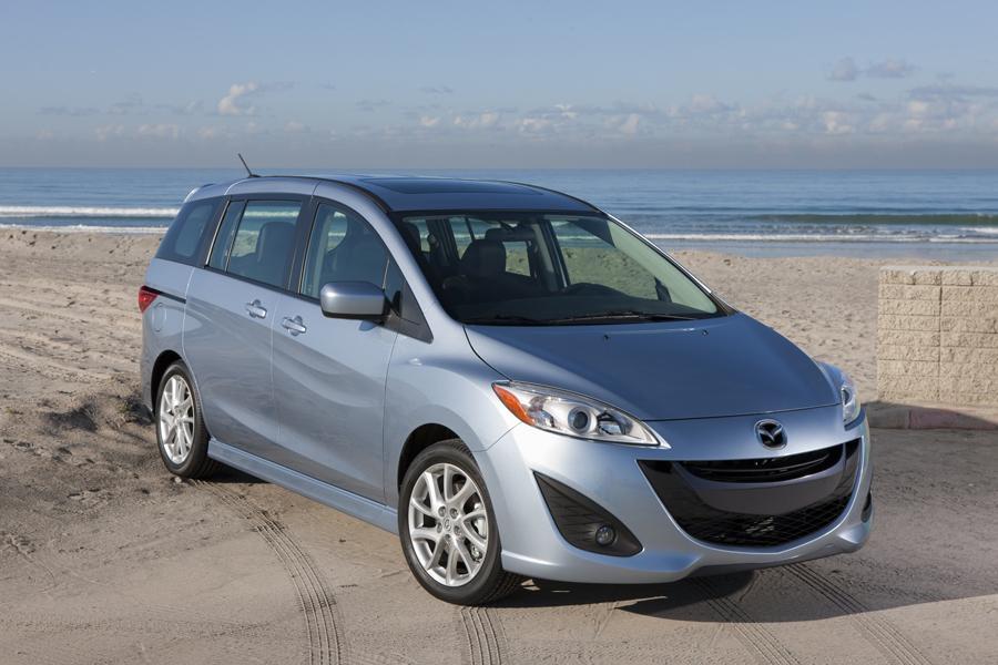 2012 Mazda Mazda5 Photo 2 of 16