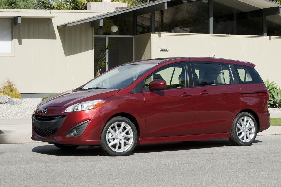2012 Mazda Mazda5 Photo 5 of 16