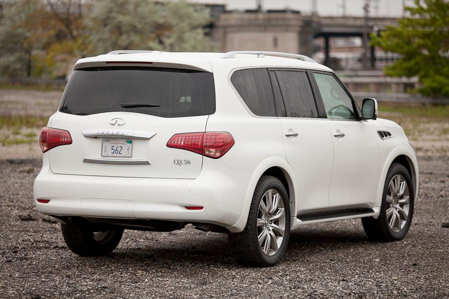 Used 2011 Infiniti Qx56 For Sale Pricing Features Autos Post