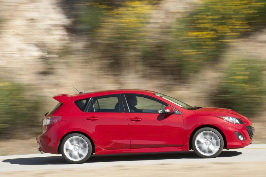 2012 Mazda MazdaSpeed3 Photo 3 of 12