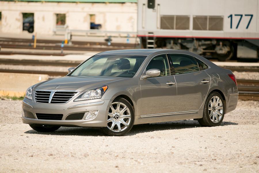2012 Hyundai Equus Photo 1 of 21