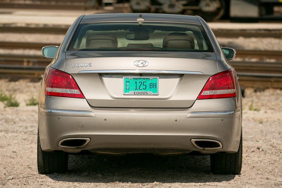 2012 Hyundai Equus Photo 5 of 21