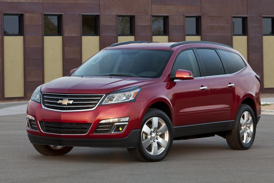 2013 Chevrolet Traverse Photo 1 of 7