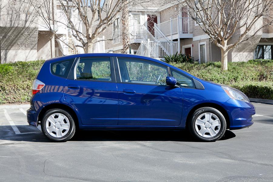2012 Honda Fit Overview Cars Com