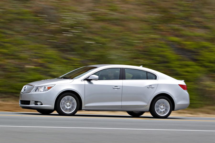 2013 Buick LaCrosse Photo 3 of 11