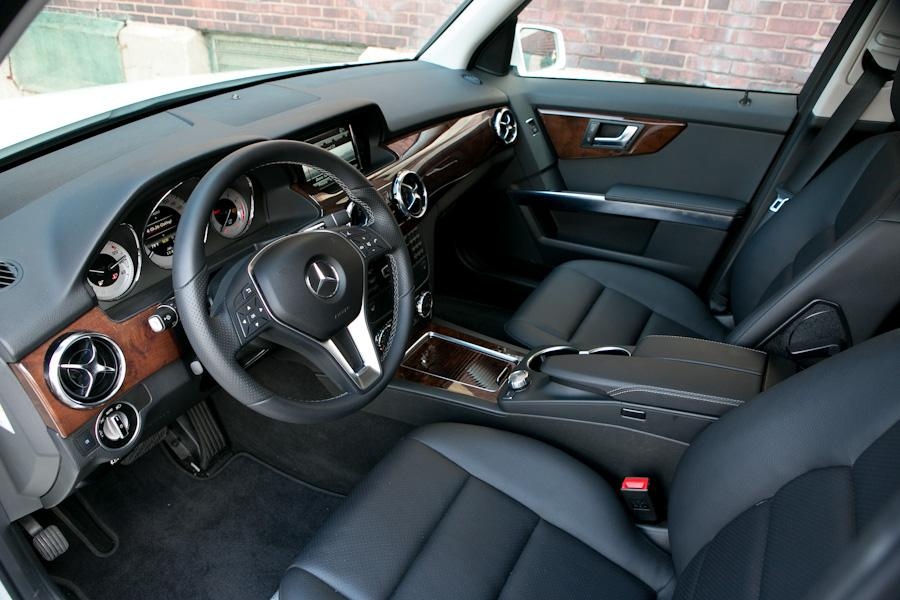 all years - Mercedes Glk 2013 Interior