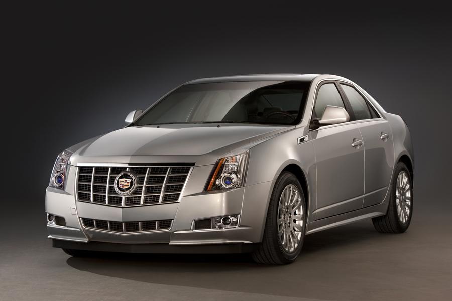 2013 Cadillac CTS Photo 5 of 32