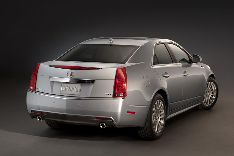 2013 Cadillac CTS Photo 6 of 32