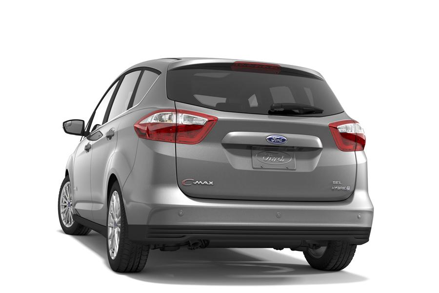2013 Ford C-Max Hybrid Photo 4 of 9
