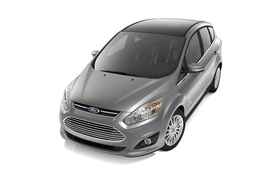 2013 Ford C-Max Hybrid Photo 5 of 9