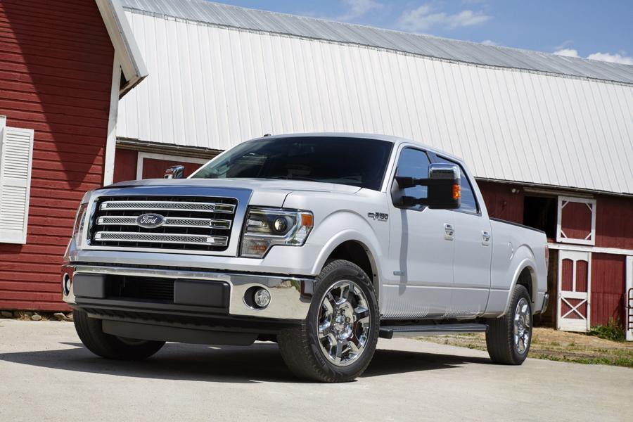 2013 Ford F-150 Photo 2 of 12
