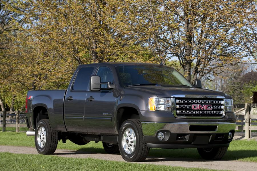 2013 GMC Sierra 2500 Photo 3 of 9