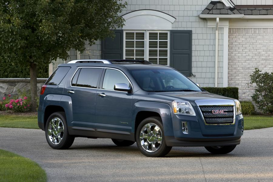 2013 GMC Terrain Photo 3 of 20