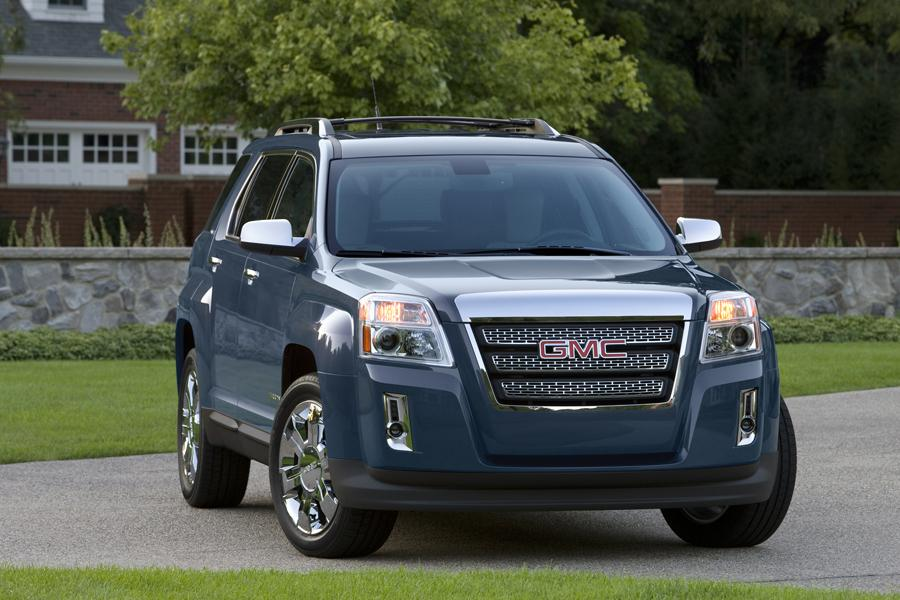 2013 GMC Terrain Photo 4 of 20