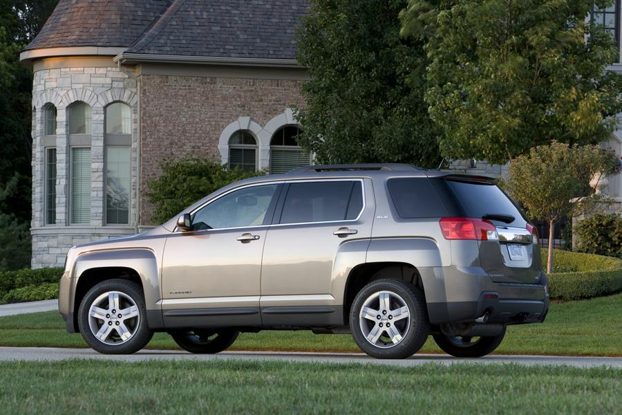 2013 GMC Terrain Photo 5 of 20