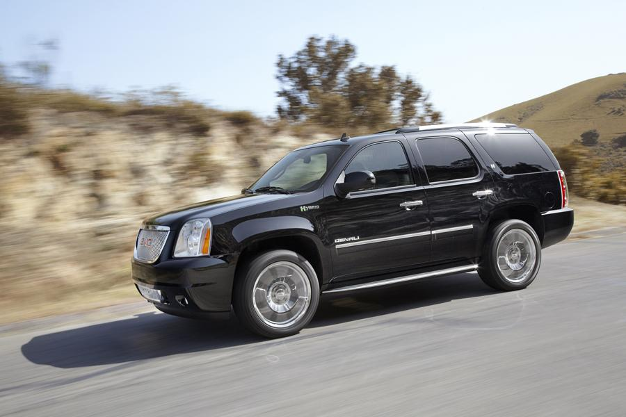 Gmc Yukon Hybrid Sport Utility Models Price Specs Reviews