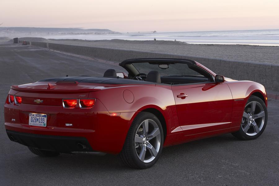 2013 Chevrolet Camaro Reviews Specs And Prices Cars Com