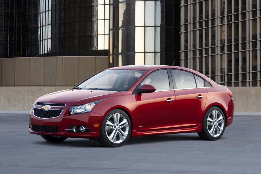 2013 Chevrolet Cruze Photo 1 of 11