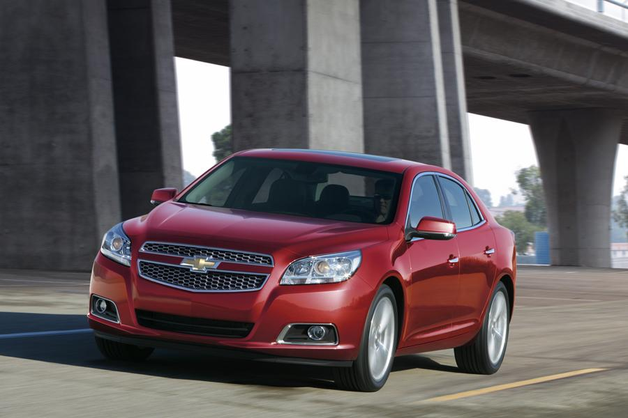 2013 Chevrolet Malibu Photo 1 of 25