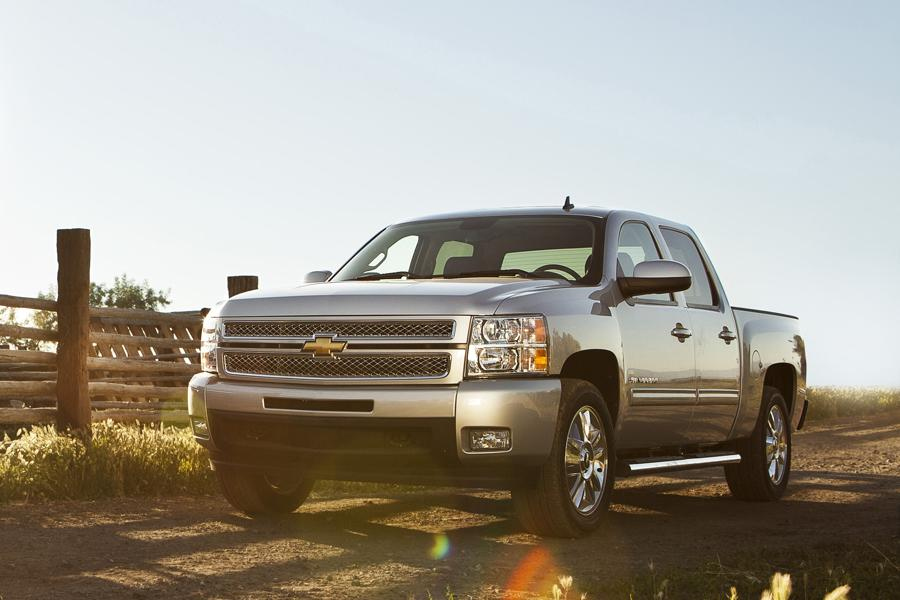 2013 Chevrolet Silverado 1500 Photo 1 of 8