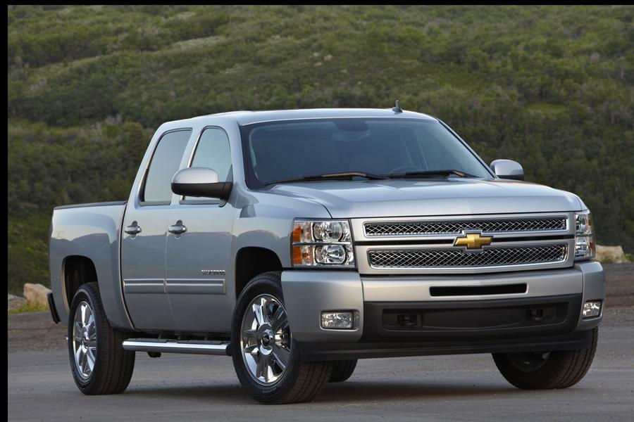2013 Chevrolet Silverado 1500 Photo 6 of 8