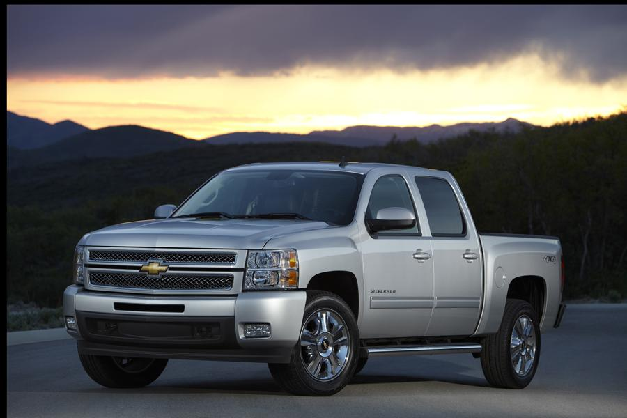 2013 Chevrolet Silverado 1500 Reviews, Specs and Prices ...