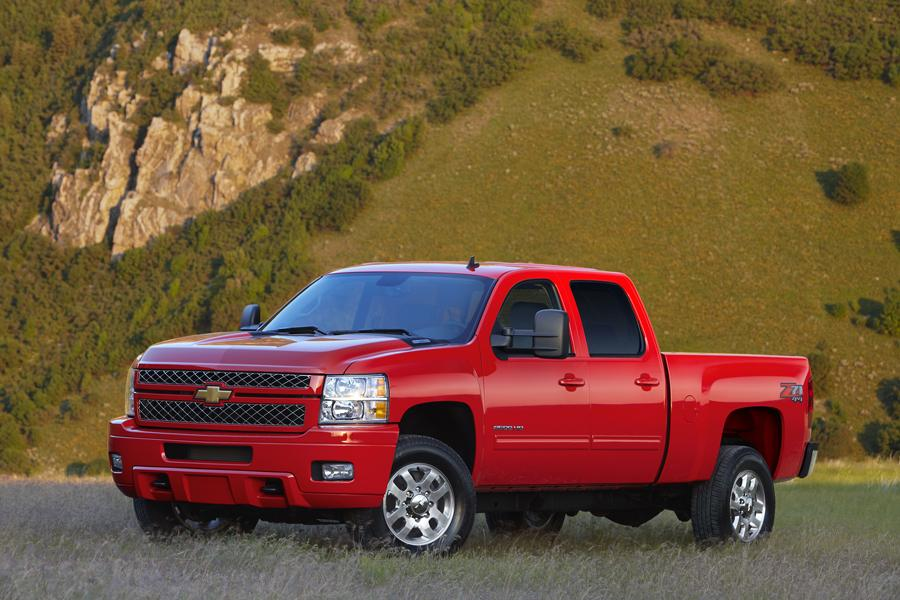 2013 Chevrolet Silverado 2500 Photo 3 of 6