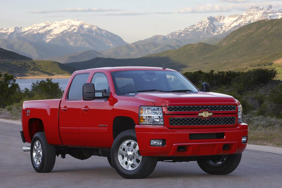 2013 Chevrolet Silverado 2500 Photo 4 of 6
