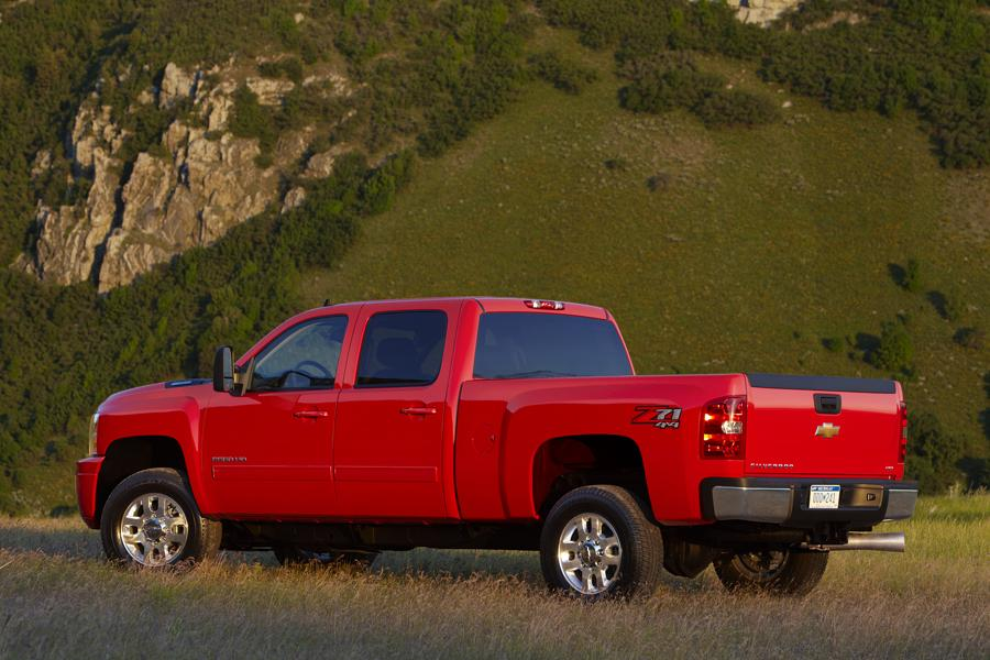 2013 Chevrolet Silverado 2500 Photo 6 of 6