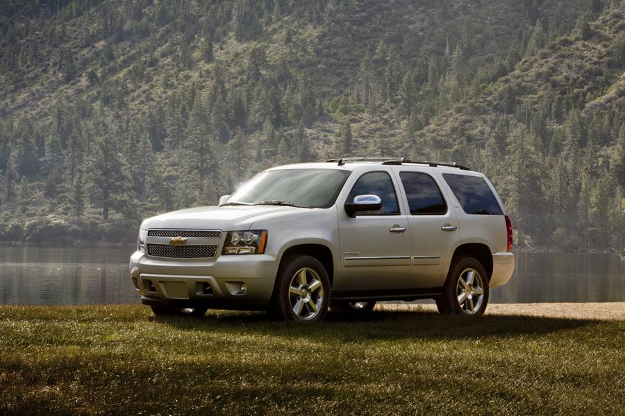 2013 chevrolet tahoe overview