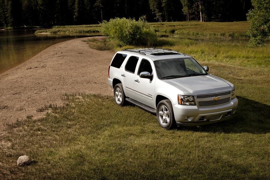 2013 Chevrolet Tahoe Photo 3 of 3