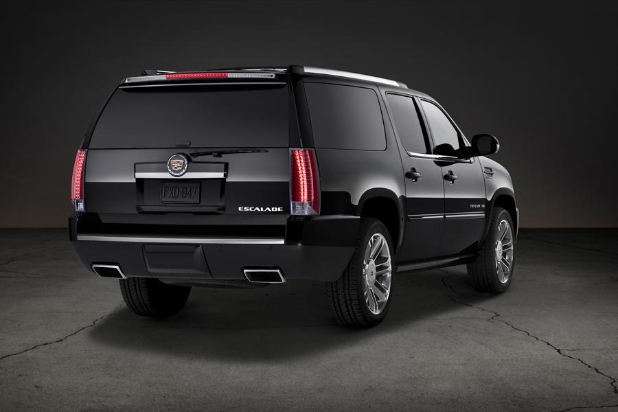 Cadillac Escalade Hybrid Sport Utility Cars Com Overview