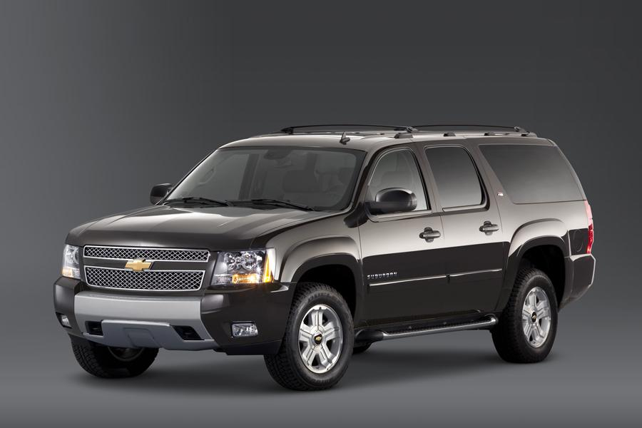 2013 Chevrolet Suburban Photo 1 of 4