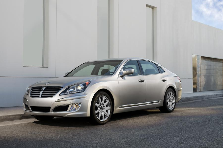 2013 Hyundai Equus Photo 3 of 15