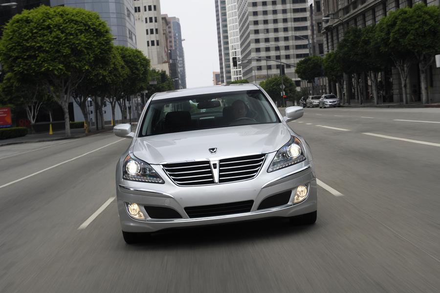 2013 Hyundai Equus Photo 6 of 15