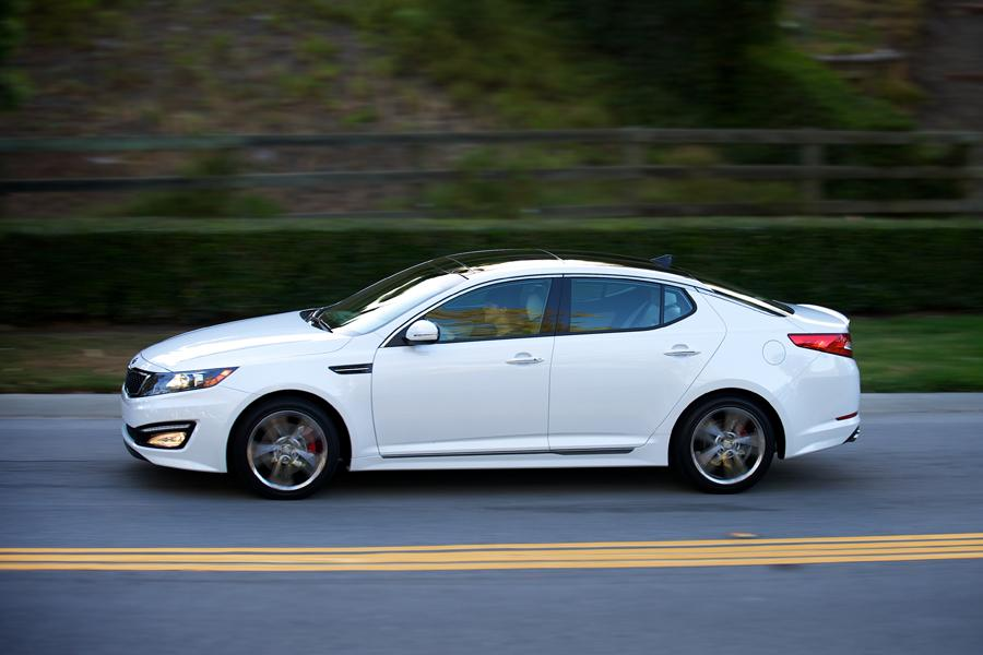 2013 Kia Optima Photo 4 of 12