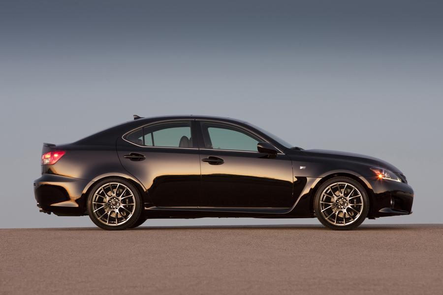 2013 Lexus IS-F Photo 2 of 6