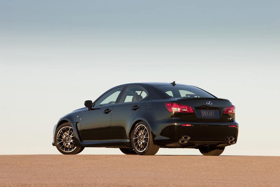 2013 Lexus IS-F Photo 3 of 6