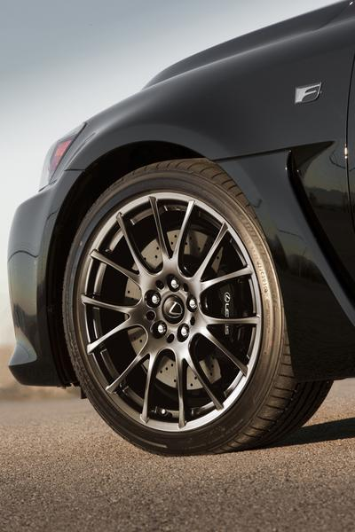 2013 Lexus IS-F Photo 4 of 6