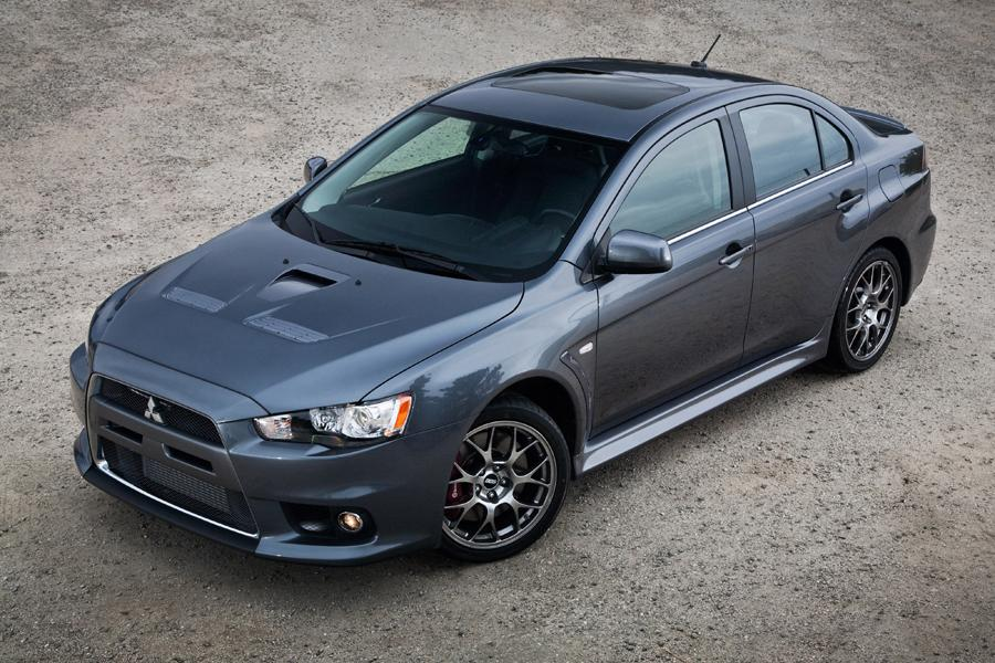 2013 Mitsubishi Lancer Evolution Photo 1 of 12